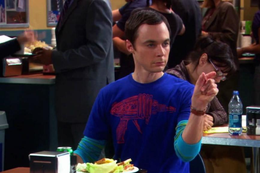 Sheldon Cooper: l'evoluzione del personaggio di