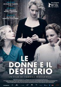 Le donne e il desiderio poster