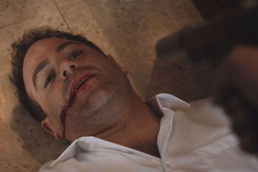 Prison Break Kellerman Death