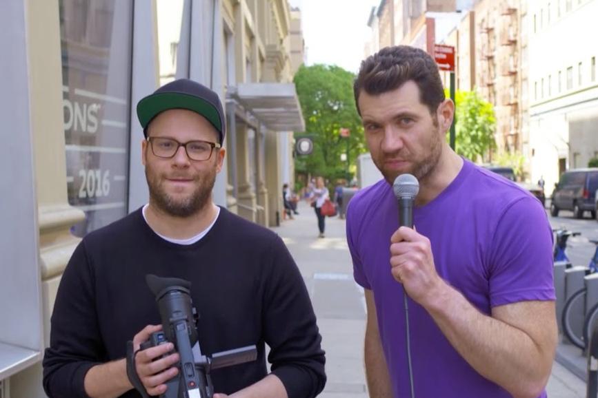 Seth Rogen e Billy Eichner saranno Timon e Pumbaa nel nuovo