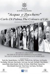 Acqua e Zucchero – Carlo di Palma: I Colori della vita locandina