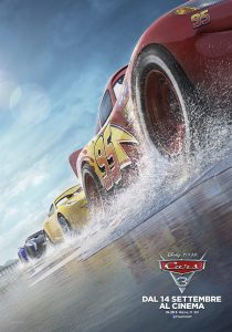 Locandina del film Cars 3