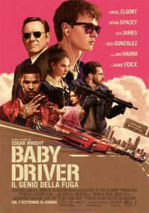 Baby Driver - Il genio della fuga poster