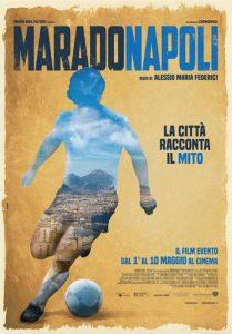 Maradonapoli poster film