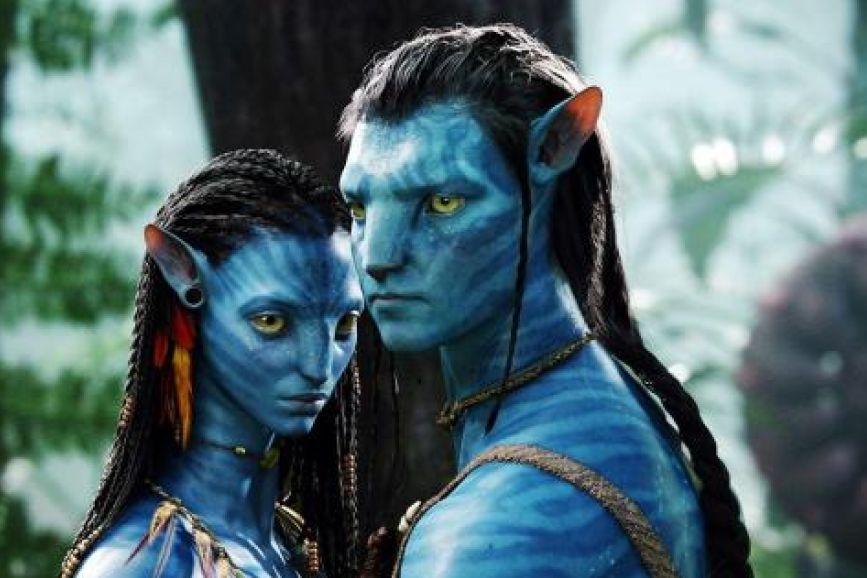 Kate Winslet in Avatar