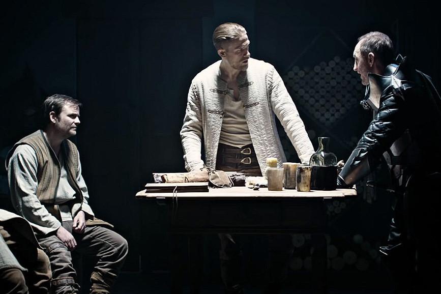 King Arthur - Il potere della spada scena del film
