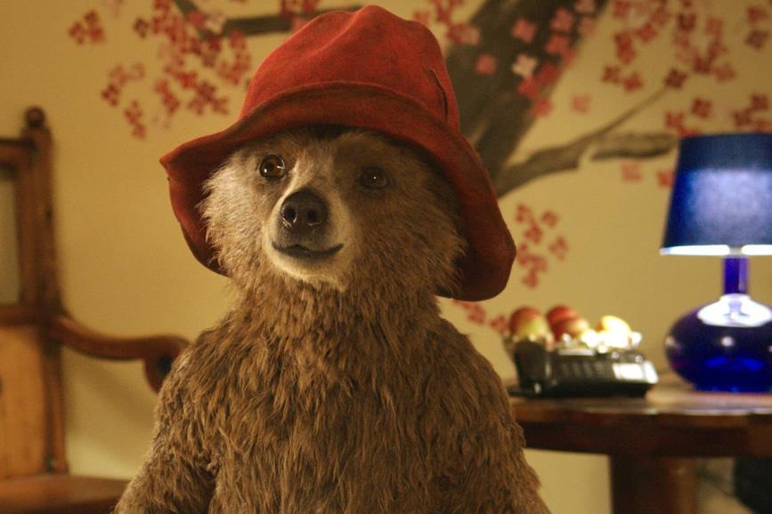 """Paddington 2"" Box Office USA"