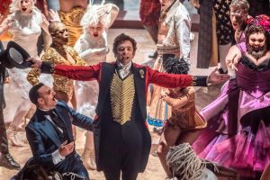 The Greatest Showman Box Office Italia