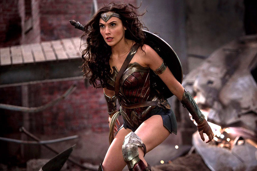 Box Office USA Wonder Woman