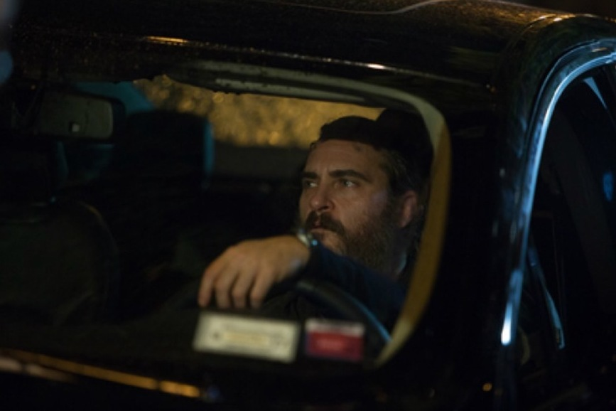 You Were Never Really Here Film Cannes 2017