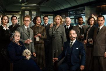 Box Office Italia: Assassinio sull'Orient Express in testa