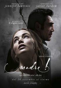 Madre! poster italiano