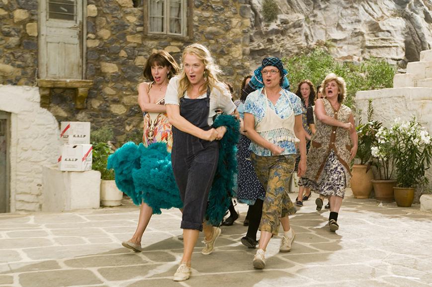 Lily James nel sequel di Mamma Mia