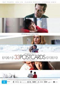 33 postcards locandina