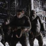 """Box Office Usa: """"The War – Il pianeta delle scimmie"""" debutta primo"""
