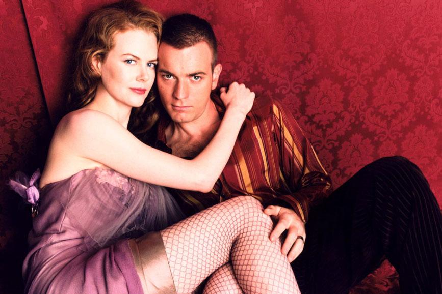 Nicole Kidman e Ewan McGregor Attori