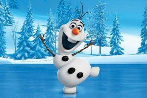 Olaf's Frozen Adventure Festa del cinema di Roma 2017