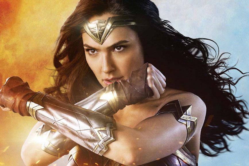 Box Office Usa: Wonder Woman copertina