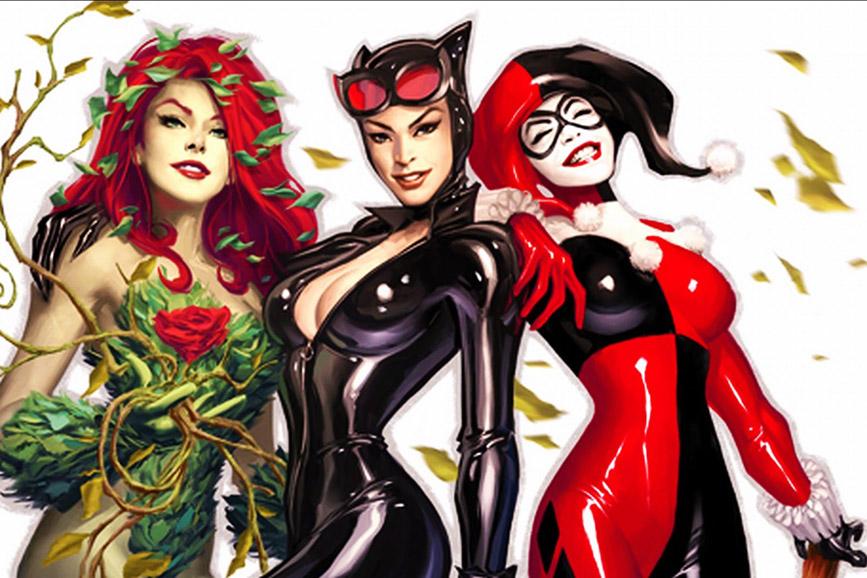 Gotham City Sirens fumetto