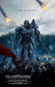 Poster Transformers - L'ultimo cavaliere