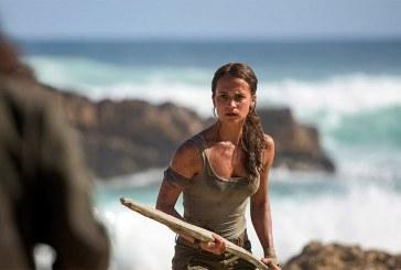 Alicia Vikander è Lara Croft! Ecco il primo trailer di Tomb Raider
