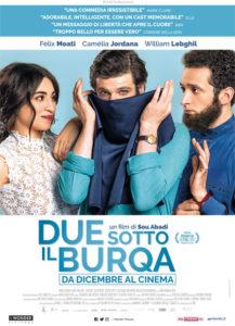 Due sotto il burqa locandina italiana