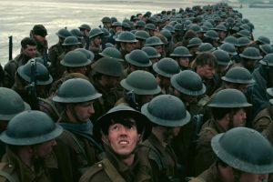 Dunkirk scena Film al cinema dal 31 agosto