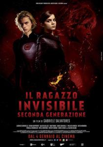 Il ragazzo invisibile - Seconda generazione poster