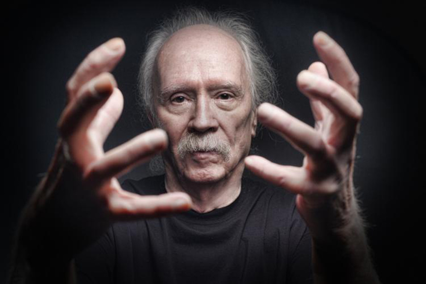John Carpenter: il maestro dell'horror sta lavorando a due serie TV