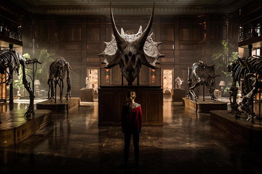 Jurassic World - Il regno distrutto (2017)