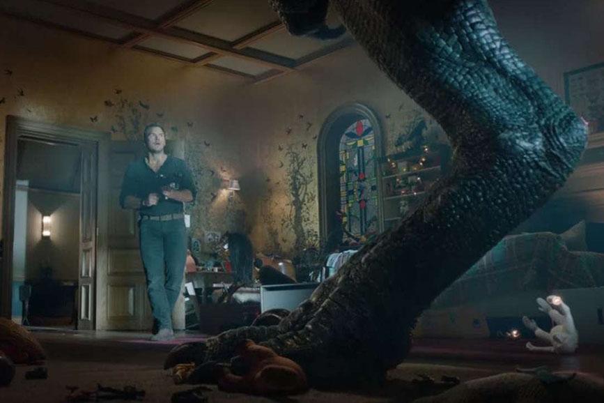 Jurassic World - Il regno distrutto recensione