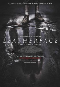 Leatherface Locandina