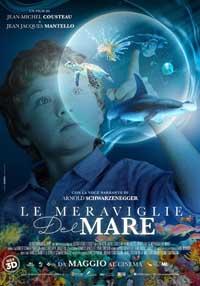Le meraviglie del mare poster