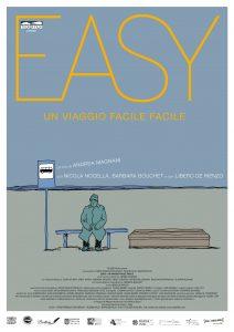 Easy - Un viaggio facile facile Locandina