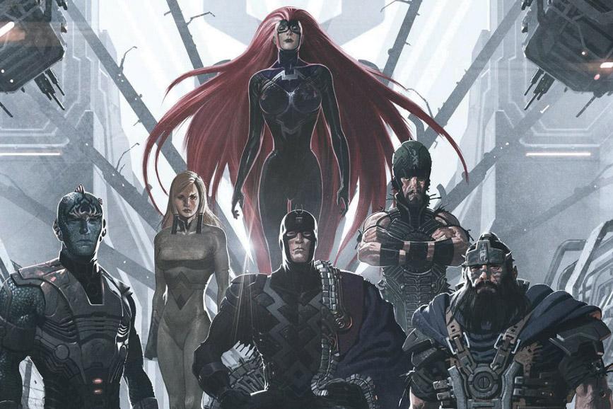 Personaggi di Inhumans
