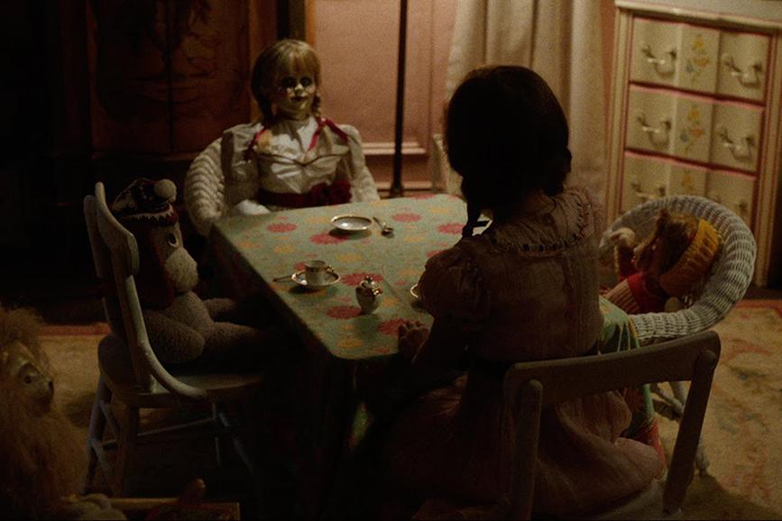 Annabelle 2 Box Office Italia