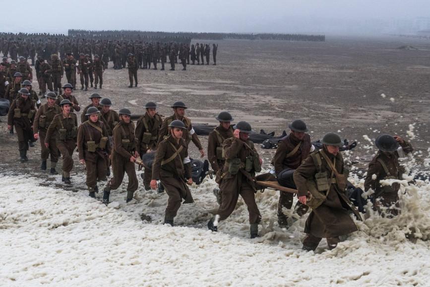 Box Office Italia Dunkirk