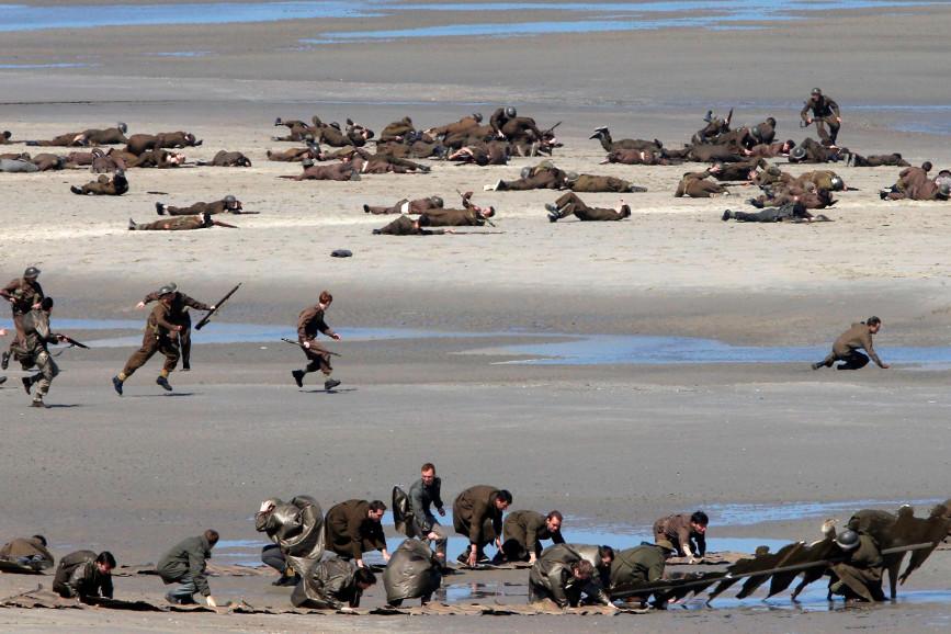 Dunkirk al Box Office Italia