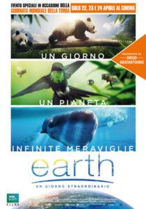 Earth – Un giorno straordinario - locandina