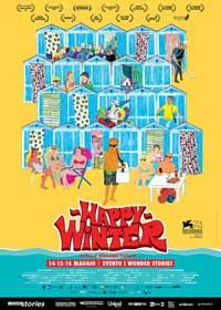 Happy Winter poster