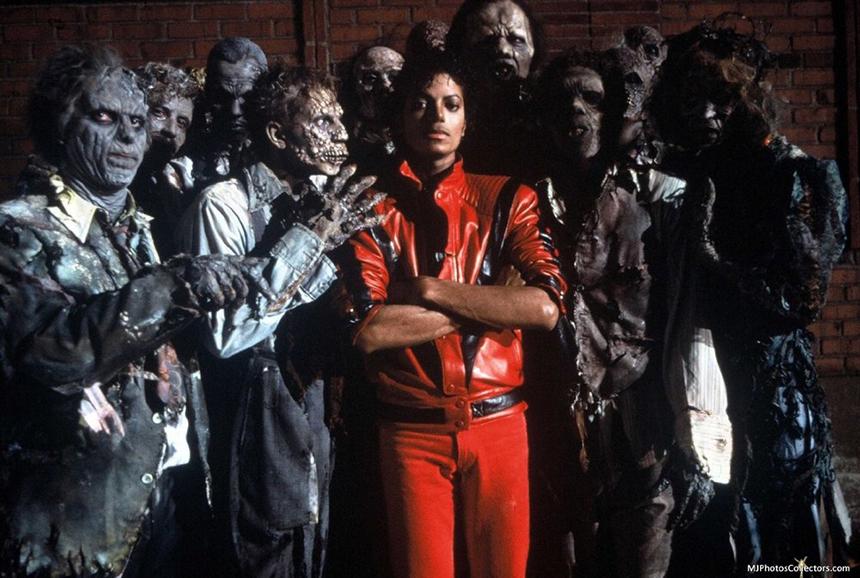 """""""Michael Jackson: Thriller"""" al Festival di Venezia 2017"""