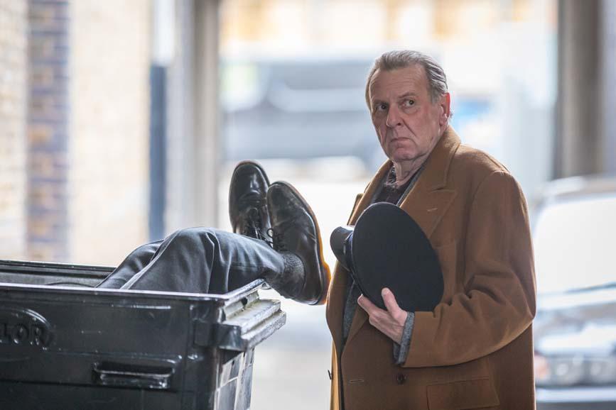 Morto in una settimana... o ti ridiamo i soldi Tom Wilkinson