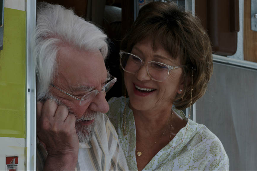 """The leisure seeker"" presentato al Festival di Venezia 2017"