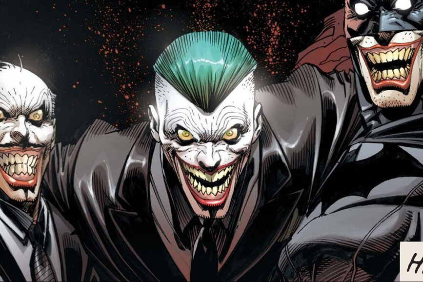 The Joker film di martin Scorsese