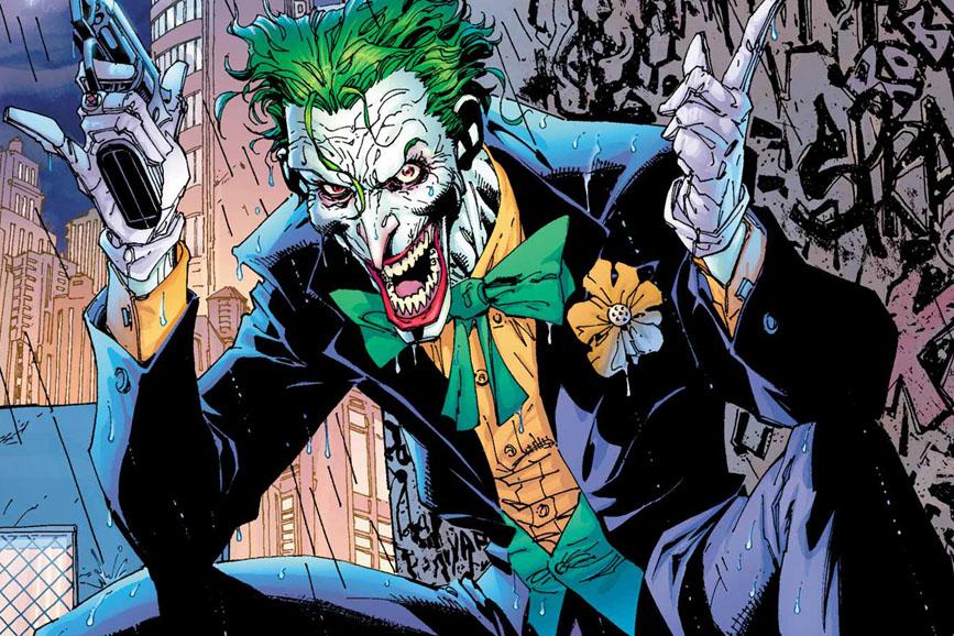 The Joker il film sulle origini del clown