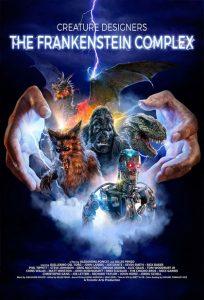 Creature Designers - The Frankenstein Complex poster