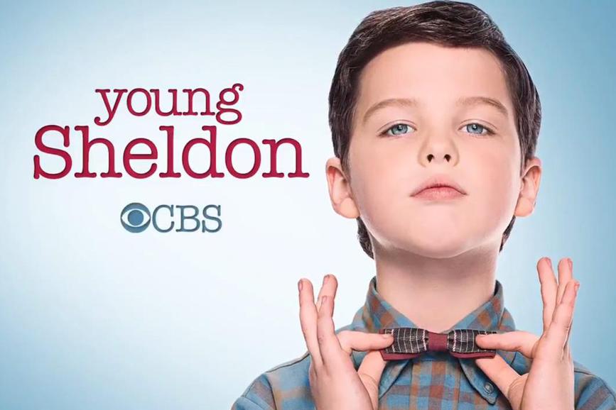 Young Sheldon Copper