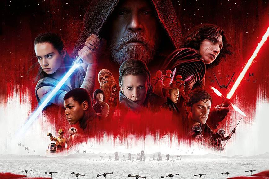 Star Wars: Gli ultimi Jedi capitolo VIII