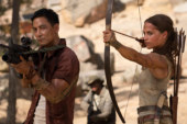 Box Office Italia: Tomb Raider conquista il primo posto