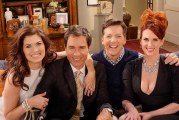 """Will & Grace"" in onda dal 28 settembre: on line due clip"